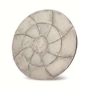 Cathetine Wheel, Weathered Slate 2.09m