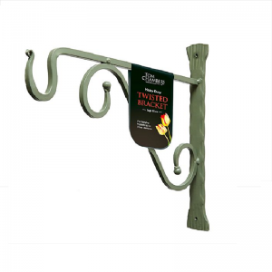 Twisted Bracket Sage - 40cm