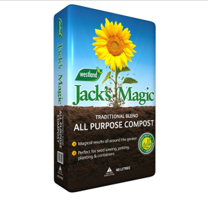 Jack's Magic All Purpose Compost 60L