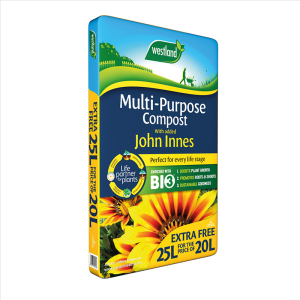 Multi Purpose Compost John Innes Bale 25L
