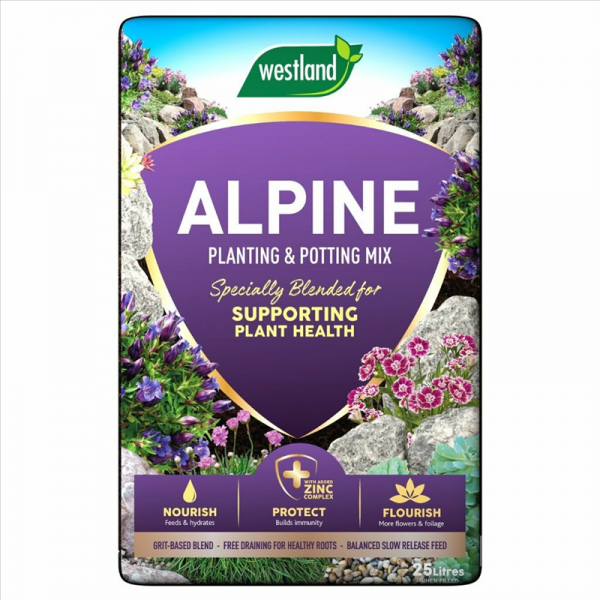 Alpine Planting Mix Bag 25L
