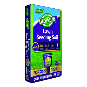 Gro-sure Lawn Seeding Soil 30L