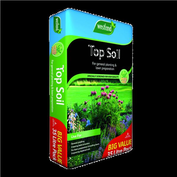 Top Soil (Big Value Bag) 35L