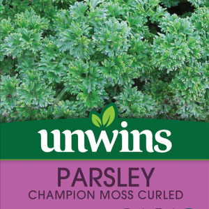 Parsley Champion Moss Curled