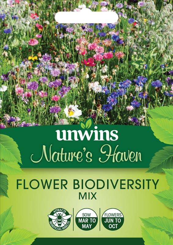 Flower Biodiversity Mix
