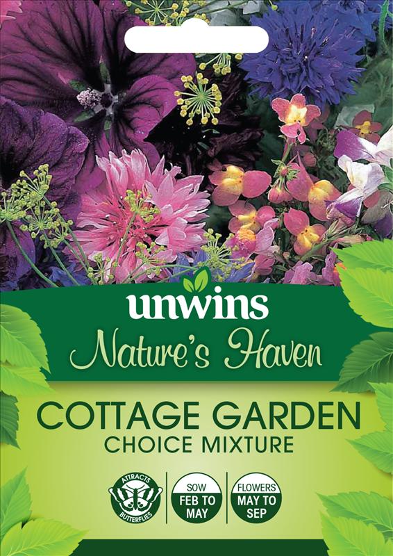 Cottage Garden Choice Mixture