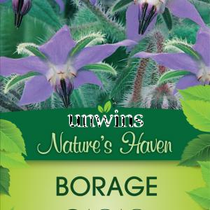 Natures Haven Borage