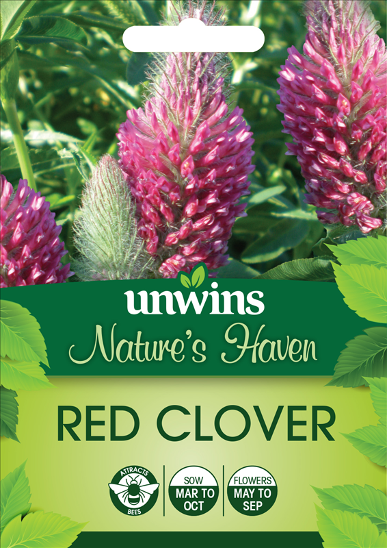 Natures Haven Red Clover