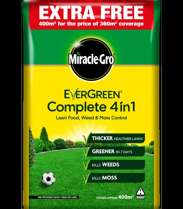 Evergreen Complete 360m2+ 10%