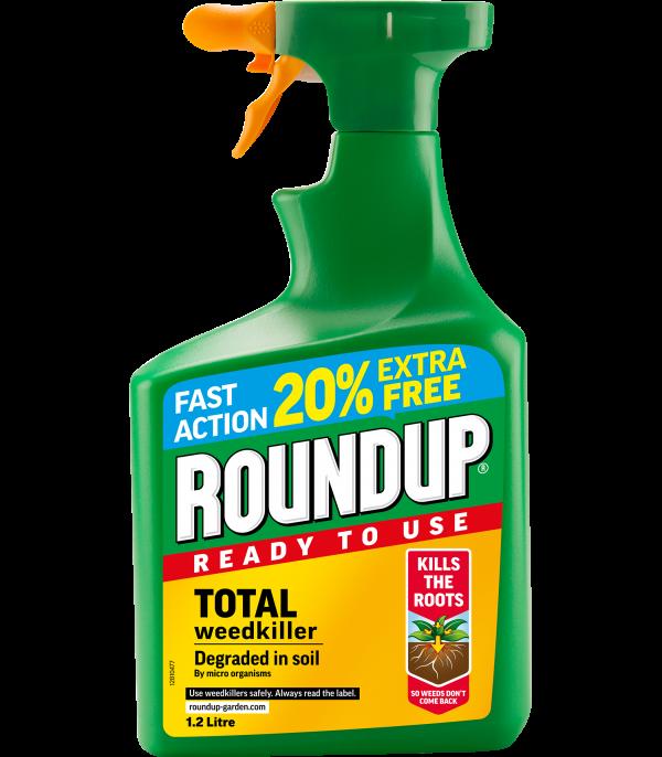 Roundup® Total RTU 1.2L