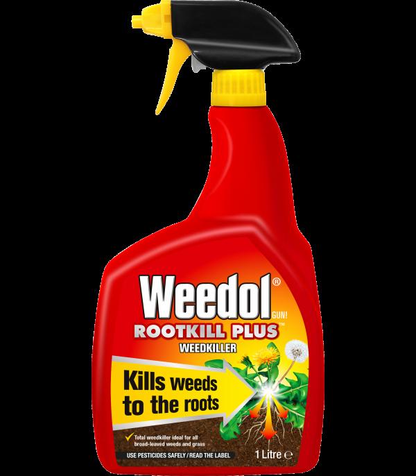 Weedol Gun Rootkill Plus 1L