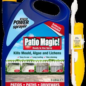 Patio Magic RTU Spray