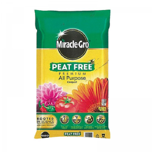 MG All Purpose Peat Free 40L was £5.99 NOW £5.00