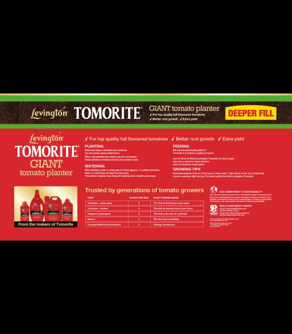 Levington® Tomorite®® Giant Planter was £6.49 NOW £5.00