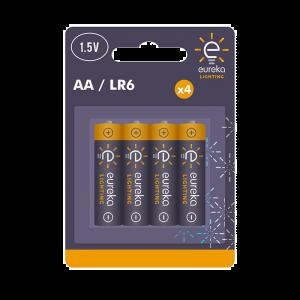 AA (4 pack) Alkaline