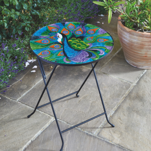 Extra Large Peacock Table