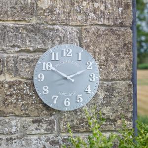 "Greystone Clock 12"""