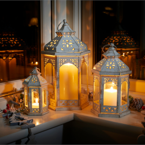 Three Kings Lantern Set