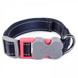WalkAbout Jet Dog Collar - Small