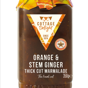 Orange with Stem Ginger
