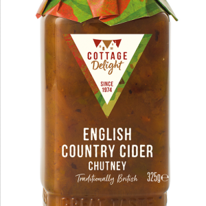 Old English Chutney with Cider