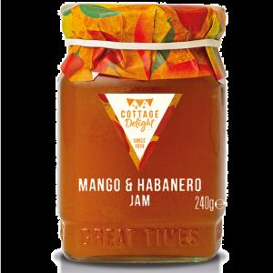 Mango & Habanero Jam