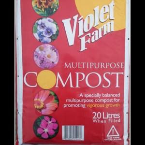 Violet Multi Purpose Compost 20L was £3.49 NOW £2.50