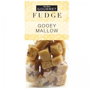 Gooey Mallow Fudge