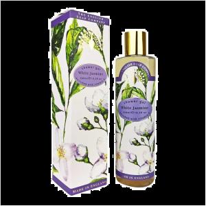 White Jasmine Shower Gel 300ml