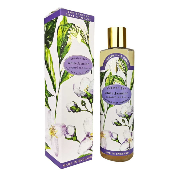 White Jasmine Shower Gel 300ml