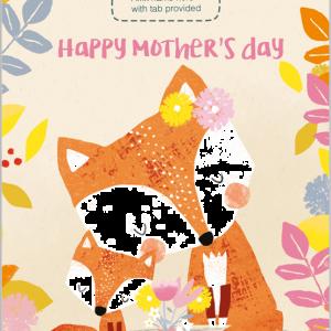 Grandma- Fox and Cub
