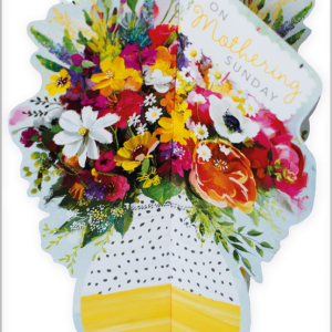 3D Colourful Blooms