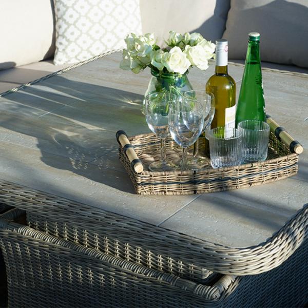 Bramblecrest Monterey Modular Sofa Sq Set