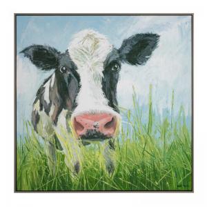 Macie Cow Print
