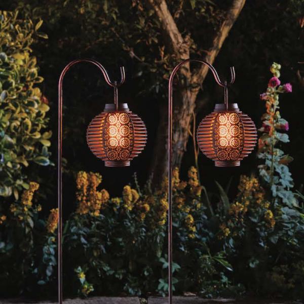 Forli Flaming Lantern 2-Pack