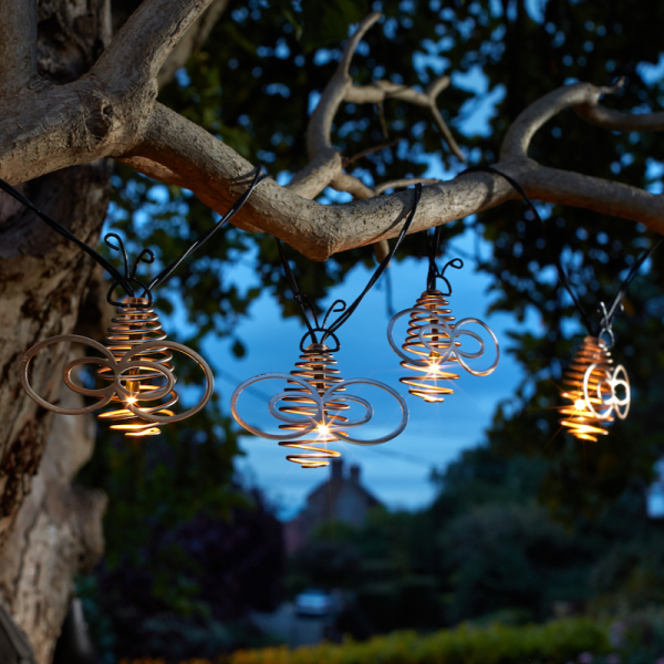 Bee Lights String- Set of 10