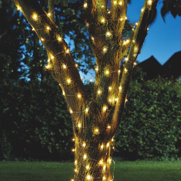 100 LED Firefly String Lights