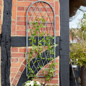 Rot-Proof Faux Willow Trellis