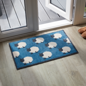 Counting Sheep R Rug