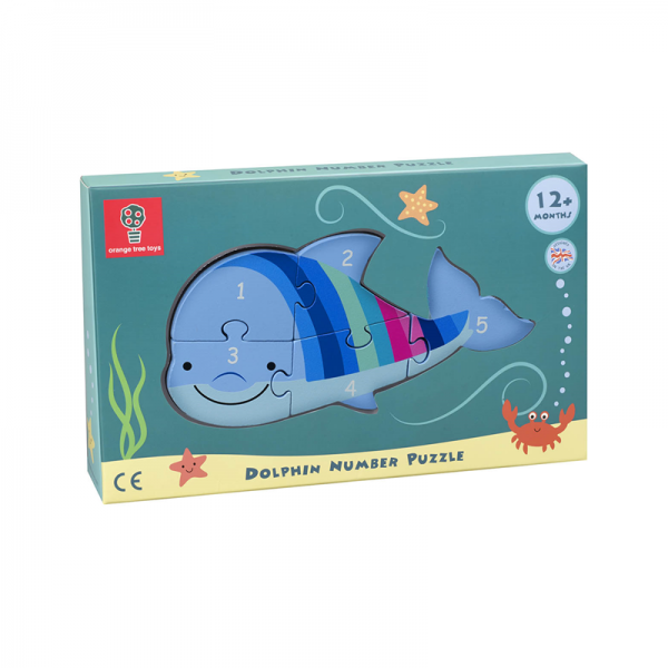 Dolphin Number Puzzle