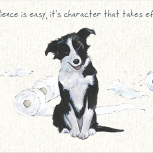Obedience Card