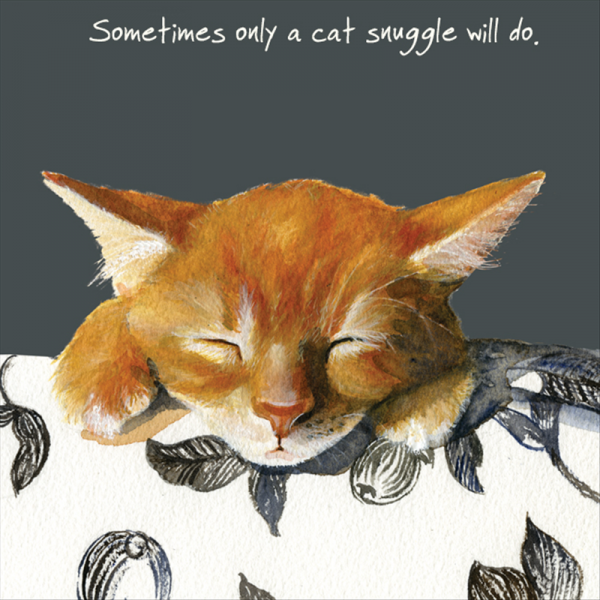 Snuggle Card