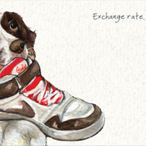 Exchange Rate Card
