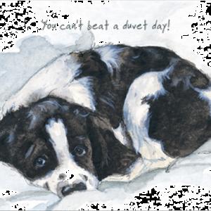 Duvet Day Card