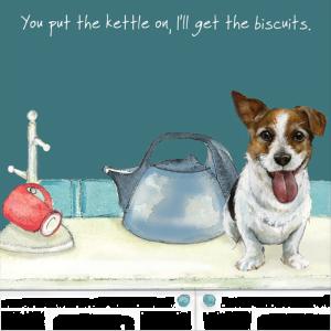 Kettle On Card