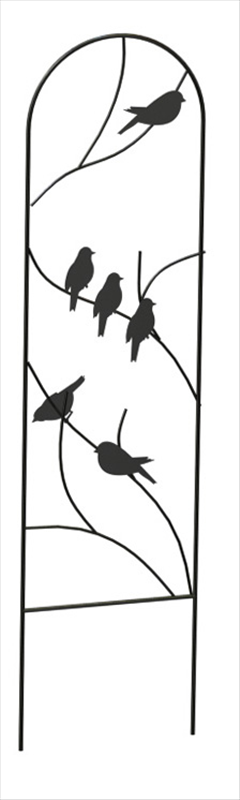 Perching Birds Pot Trellis