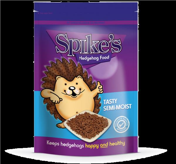 Spike's Semi-Moist Hedgehog Food 550g
