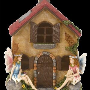 Fairies Only! Solar House
