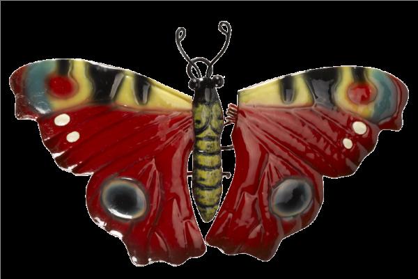 Butterfly Hanger On