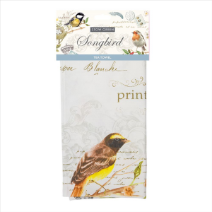 Songbird Cotton Tea Towel